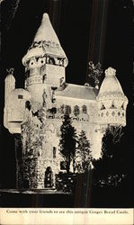 Wheatsworth Mill of National Biscuit Company - Ginger Bread Castle