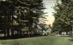 The Lakeside House Postcard