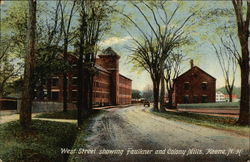 West Street showing Faulkner and Colony Mills