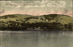 Twin Hills, Granite Lake