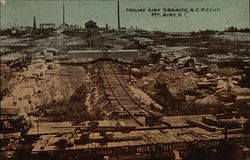 Mount Airy Granite N.C.G. Corp