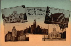 Five Churches