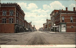 Washington Street, North from Third Street
