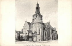 Trinity Methodist Church, 639 Third Avenue