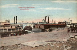 Scene along the Ohio River