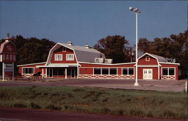 The Barn Restaurant Huron Sd