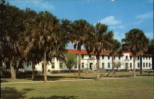 Florida School for the Deaf and Blind St. Augustine