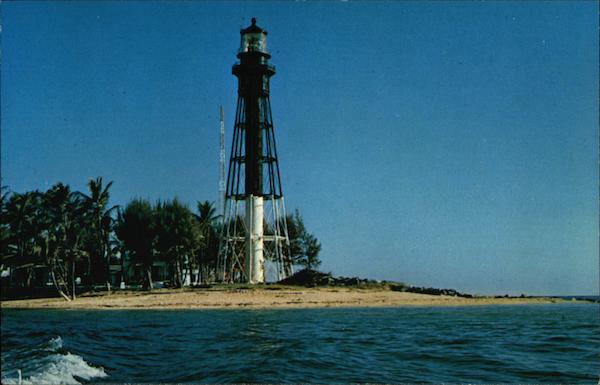 Hillsbooro Light Florida