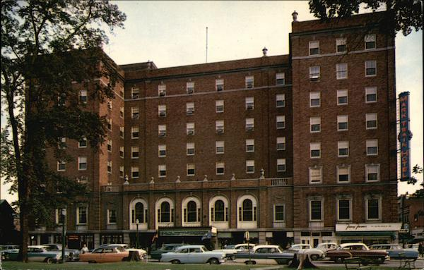 Mark Twain Hotel Elmira New York