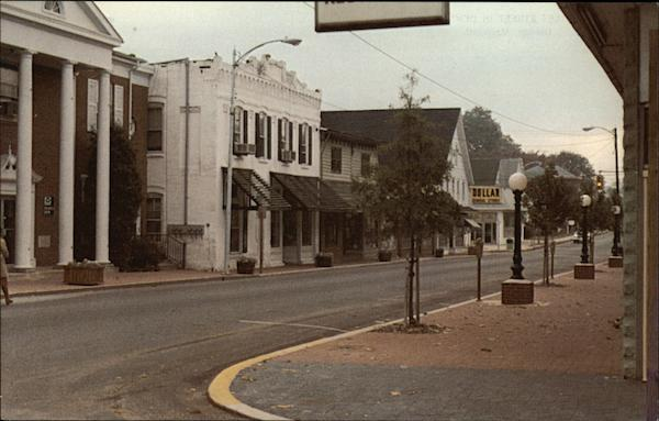 Market Street Denton Maryland