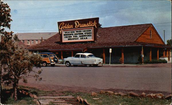 Golden Drumstick restaurant in Flagstaff Arizona