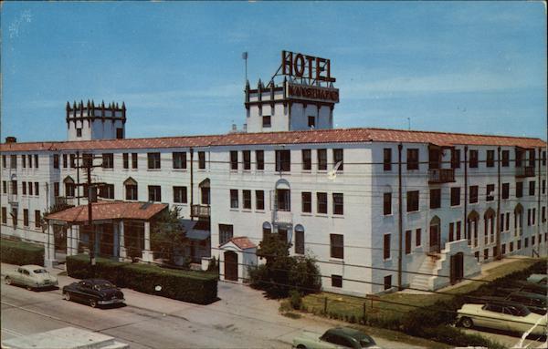 nansemond hotel at ocean view norfolk  va