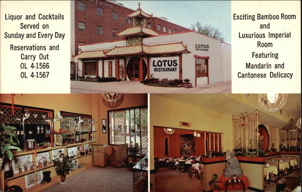 Lotus Restaurant Bethesda Md