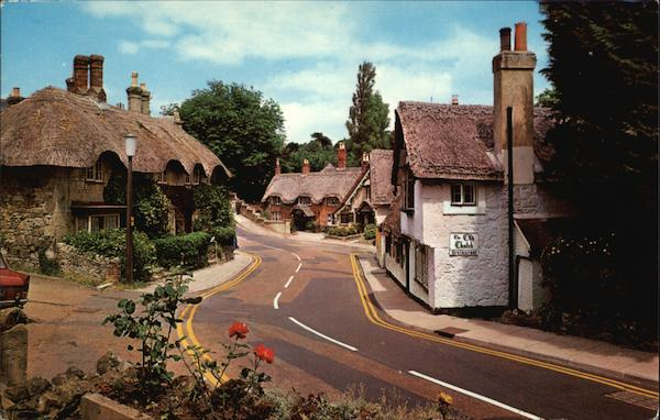 The Old Village Shanklin Great Britain