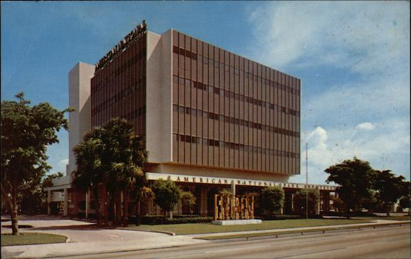 American National Bank and Trust Company Building Fort Lauderdale Florida