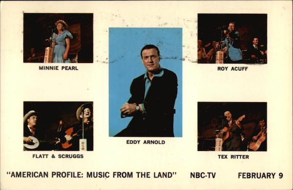 American Profile: Music From the Land NBC-TV Movie and Television Advertising