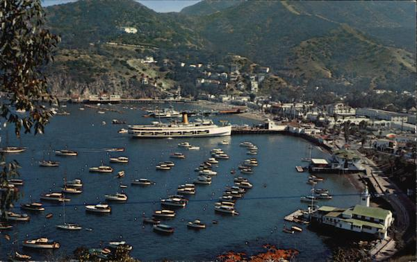 The Bay at Avalon Santa Catalina Island California