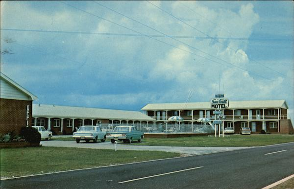The Sea Gull Motel Hatteras North Carolina