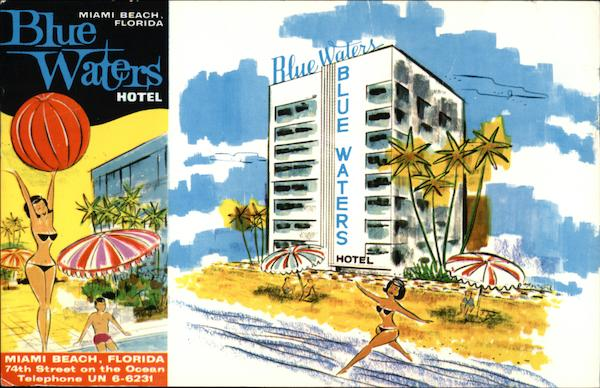 Blue Waters Hotel Miami Beach Fl
