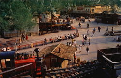 Calico Square at Knott's Berry Farm