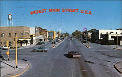 Widest Main Street U.S.A