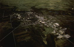 The Scenic City - Aerial View