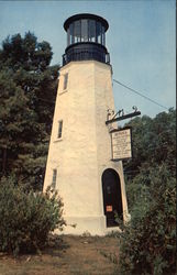 Replica of Henlopen Light House