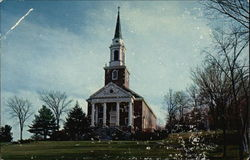 Lorimer Chapel, Colby College
