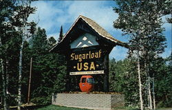 Entrance to Sugarloaf U.S.A