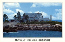 Summer Home of Vice President George Bush