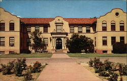 Brown Hall New Mexico Institute of Mining and Technology