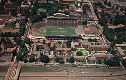 Aerial View of Grant Field
