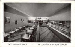 Boley's Bakery & Dairy Lunch - Excellent Food Served - Air Conditioned for Your Comfort