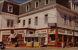 The Indian Store at Moosehead Lake