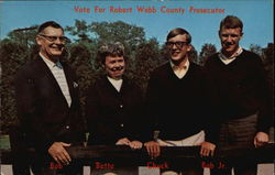 Vote for Robert Webb County Prosecutor