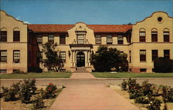 Brown Hall, New Mexico Institute of Mining and Technology