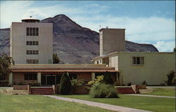 The Research and Development Building, New Mexico Institute of Mining and Technology