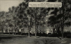 University of Delaware - New Castle and Sussex Dormitories for Women