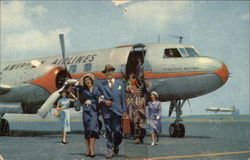 Convair Flagship - American Airlines