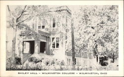 Wilmington College - Bailey Hall