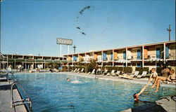 Sands Motor Hotel, 222 South Freeway