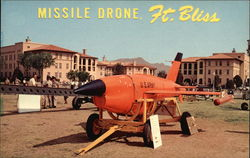 Missile Drone, Ft. Bliss