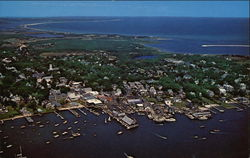 Air View of Edgartown
