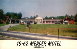 19-62 Mercer Motel
