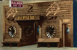 Old-Style Saloon No. 10