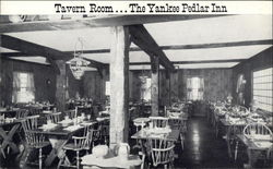The Yankee Pedlar Inn - Tavern Room