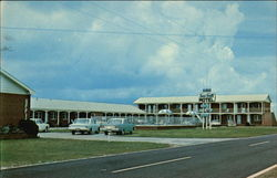 The Sea Gull Motel Postcard