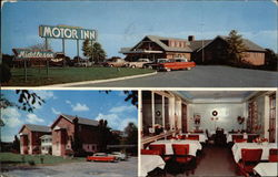 Middlesex Motor Inn, U.S. Route 11