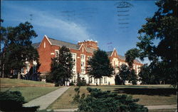 Jacksonville State College - Bibb Graves Hall, Administration Building