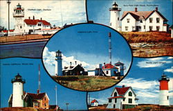 Some of Cape Cod's Most Famous Lighthouses